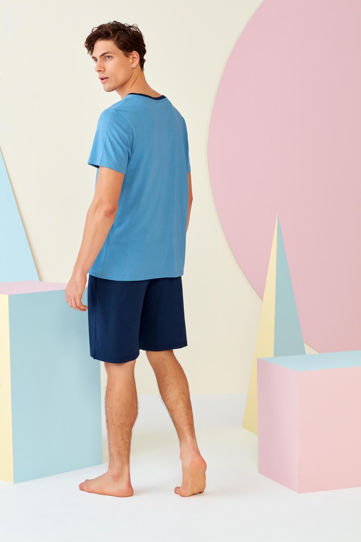 4f755129fd18 Pyžamo pánske DOREANSE 4508